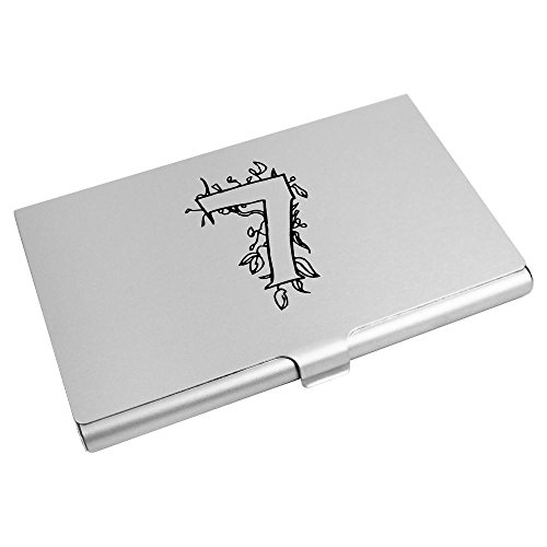 Wallet Card Holder Card Business 'Number CH00007093 Credit Azeeda Seven' wqSpn0v