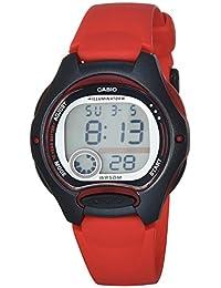 Casio Men's LW-200-4AVCF Classic Digital Display Quartz Black Watch