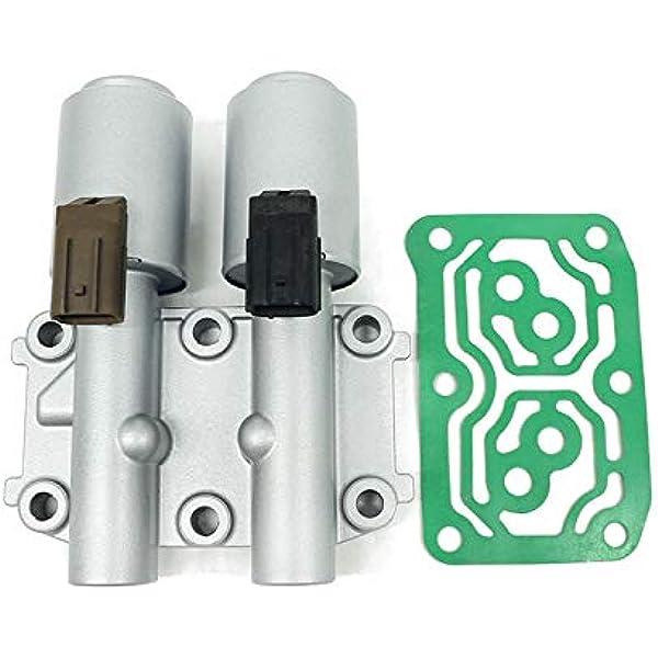 """PARKER 52000-1115A 4-way 2pos Double Solenoid Valve 1//4/"""" 150psi 120//60 H74"""
