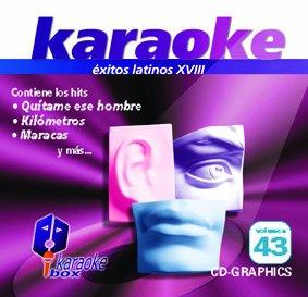 Estopa - Kbo-43 Xitos Latinos Xviii(Karaoke) - Zortam Music