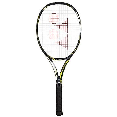Yonex G4 EZONE DR 1004 Tennis Racket, Dark Gun/Lime For Sale