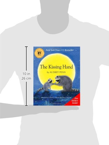 The Kissing Hand (The Kissing Hand Series) by Tanglewood Press (Image #3)