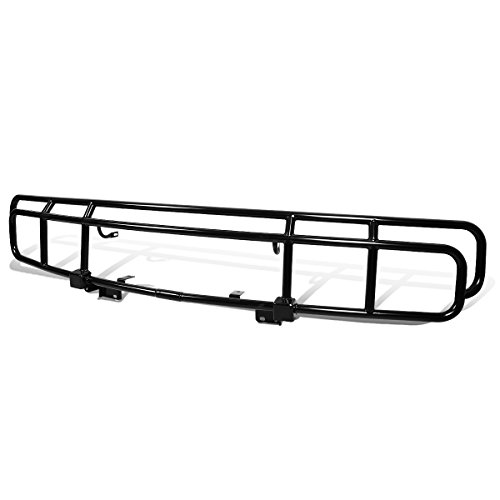 For Hummer H2 OE Style Front Bumper Brush Bull Bar Grille Guard (Black) ()