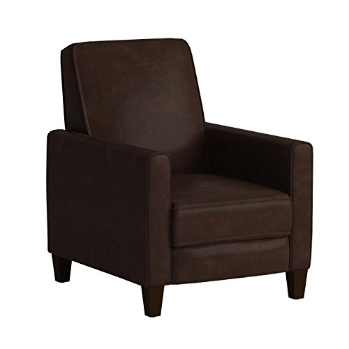best selling leather recliner club chair