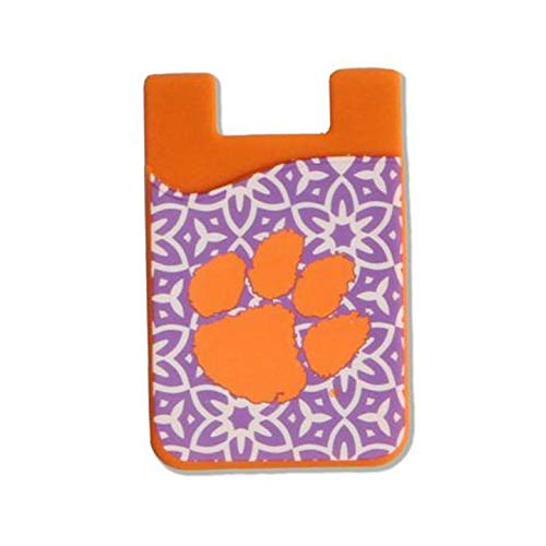 - Desden Clemson Tigers Cell Phone Card Holder or Wallet ...