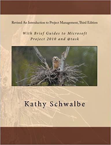 Amazon revised an introduction to project management third revised an introduction to project management third edition with brief guides to microsoft project 2010 and task 3rd edition fandeluxe Choice Image