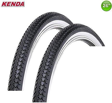 2 X Kenda K-184 Cubierta de Bicicleta Neumático de la Bicicleta ...