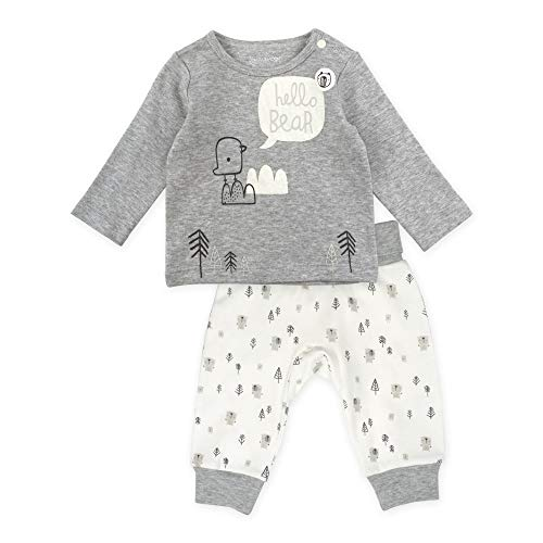 927d5230b Mac & Moon Baby Boy or Baby Girl 2-Piece Long Sleeve Top & Pants ...