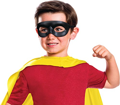 Rubie's Costume Boys DC Comics Robin Mask Costume, One (Batman Robin Mask)