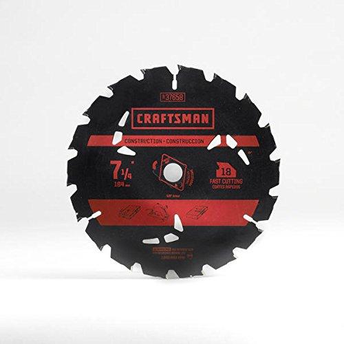 Craftsman Circular Saw Blade 7 1/4