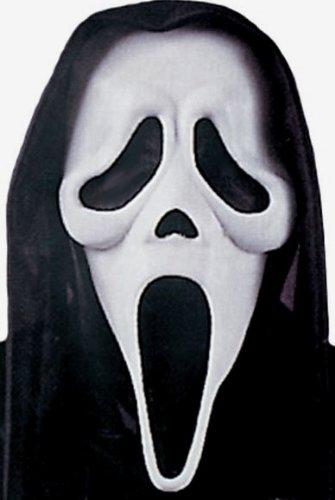 13 opinioni per Maschera Scream 4 Ghost, licenza ufficiale, edizione del 2012, prodotta in USA