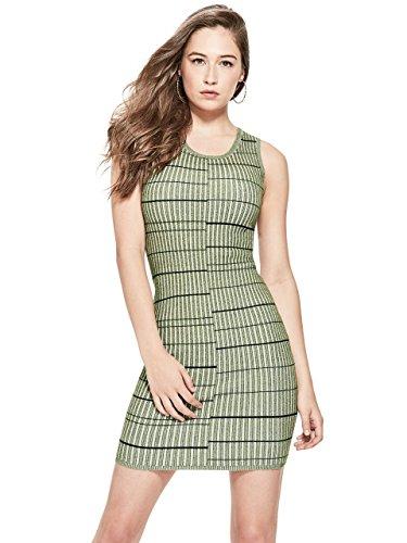 olive military dress - 7