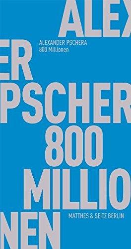 800 Millionen: Apologie der sozialen Medien (Fröhliche Wissenschaft)