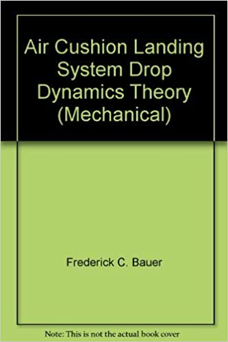 Read online Air Cushion Landing System Drop Dynamics Theory (Mechanical) PDF, azw (Kindle)