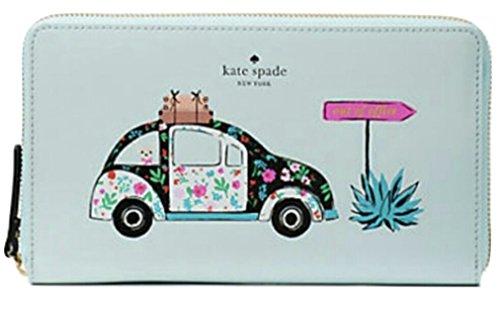 Kate Spade New Horizons Kaden Wallet Multi Car Travel Large