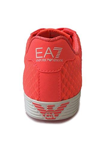 Emporio Armani EA7 zapatos zapatillas de deporte mujer nuevo pride 3d mesh naran