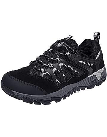 CAMEL CROWN Zapatos de Senderismo Hombres Zapatillas Ligeras de Escalada  Botas de Trekking al Aire Libre 81ef7a7d110