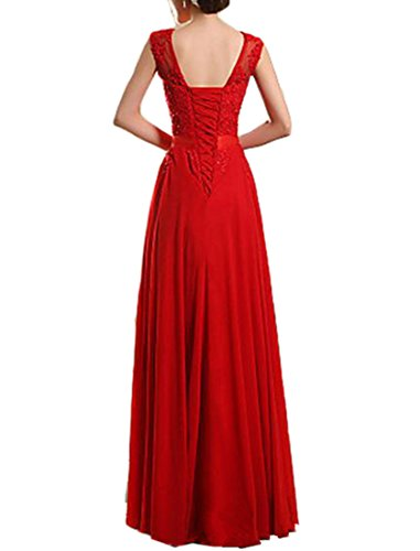 Hochzeit Neue kleidungstücke champagnerfarben Heimkehr Champagner emmani Damen Abendkleider ärmellos Party Cocktail Kleider Weiblich Chiffon Damen Celebrity Rot Kurz Abendkleid Fashion Ball Spitzen Schnürschuh Lange wqvIvgR7
