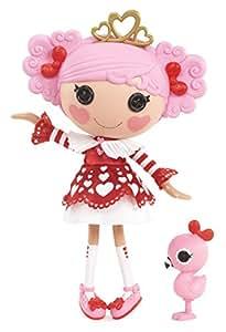 Lalaloopsy - Muñeca Queenie Red Heart (Bandai 529675)