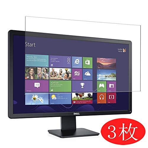【3 Pack】 Synvy Screen Protector for Dell E2414 / E2414HM / E2414HT / E2414HR / E2414HM / E2414HX / 24