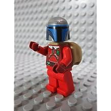Lego minifigs [Star Wars 506] Jango Fett_B