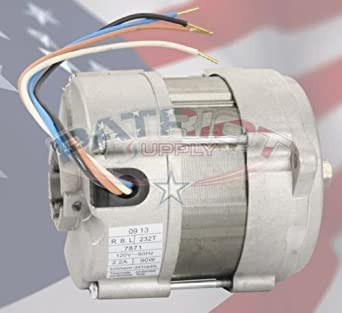 Riello 3005843 oil burner motor c7001034 7001034 for f3 for Oil furnace motor cost