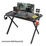 "Best Gamer Desks - EUREKA ERGONOMIC X1-S Gaming Computer Desk 44.5"" Gamer Review"