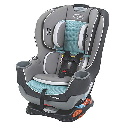 Graco Extend2Fit Convertible Car Seat   Ride Rear Facing Longer with Extend2Fit, Spire