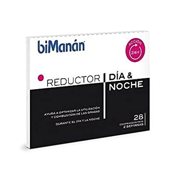 Amazon.com: Bimanan Reductor Dia Y Noche 28 Comprimidos Ship Wordwide: Beauty