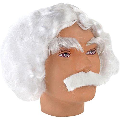 Adult Albert Einstein Costume Wig (Einstein Costume Wig)