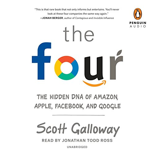 DOWNLOAD Book [PDF] The Four: The Hidden DNA of Amazon, Apple