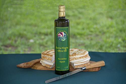Gem of Lebanon Extra-Virgin Olive Oil (Best Lebanese Olive Oil)