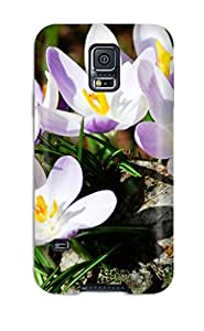Cassandra Craine's Shop 7112105K47373348 Faddish Phone Flower Case For Galaxy S5 / Perfect Case Cover