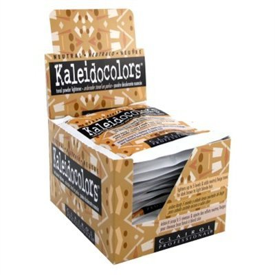 Clairol Kaleidocolor Powder Neutral 1oz Packette (12 Pieces)