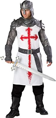 InCharacter Costumes, LLC Men's Crusader Costume