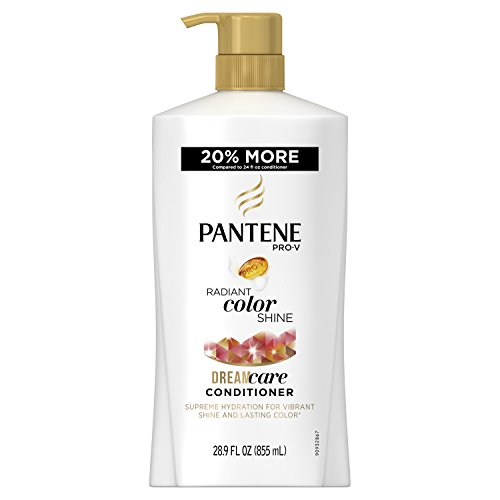 Pantene Pro-v Radiant Color Shine Conditioner, 28.9 Fl Oz, 2.21 Pound (Color Shine Conditioner)