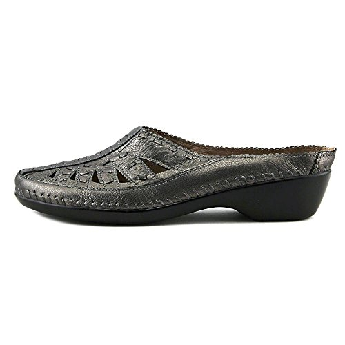 Easy Spirit Dolly de la mujer Tailored zapato diario Pewter