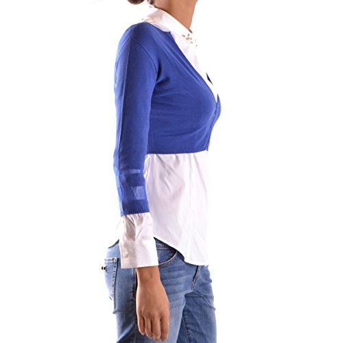 Camiseta Manga Larga Liu Jo Azul