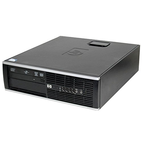 HP Elite 8200 SFF Desktop PC - Intel Core i5-2400 3.1GHz 8GB 250GB DVDRW Windows 10 Pro (Renewed)