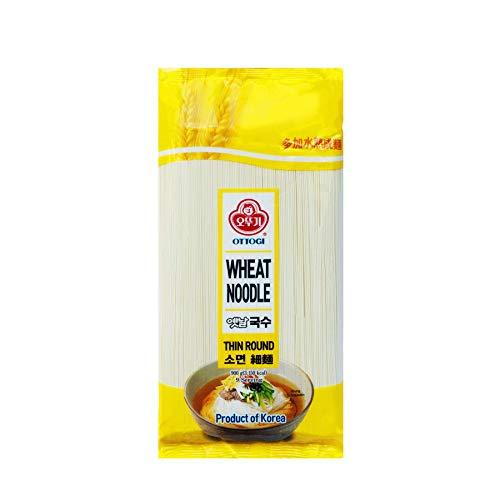 Wheat Noodle, Korean Style (31.74 Oz) By Ottogi