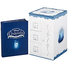 Cinderella Trilogy with Limited Edition Collectible Jewelry Box Packaging (Six-Disc Combo: Blu-ray/DVD + Digital Copy) (2012)