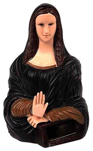 Kikkerland Solar Mona Lisa by Kikkerland