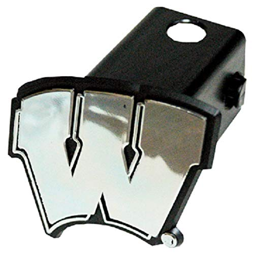 Game Day Outfitters NCAA Wisconsin Badgers Car Trailer Hitch Cover Gameday Outfitters 60316
