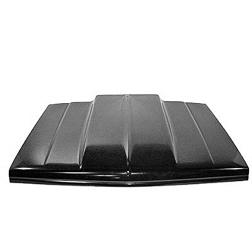 OE Replacement Cowl Induction Hood Panel CHEVROLET S10 BLAZER 1992-1993