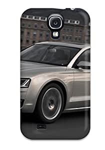 Hot Tpye Audi A8 32 Case Cover For Galaxy S4