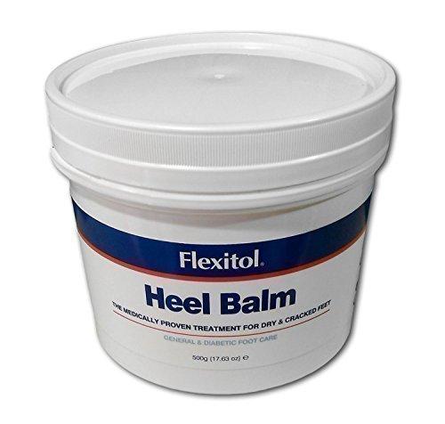 Flexitol Foot - Flexitol Heel Balm 500g - Tub & Lid Seal - No Blockage