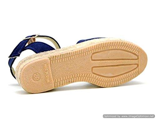 Sandal Espadrille Soft Cotton Fuchsia Canvas Shoes OKAA wCtIqI