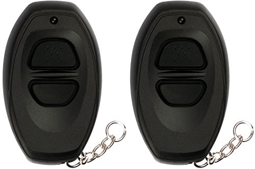 KeylessOption Keyless Entry Remote Control Car Key Fob Replacement for Toyota RS3000 BAB237131-022 (Pack of 2)