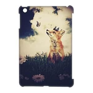 Customized Durable Case for Ipad Mini 3D, Vulpes vulpes Phone Case - HL-R676629