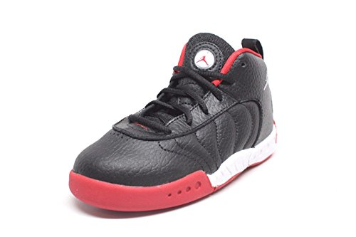 brand new fb812 31b33 NIKE Toddler Jordan Jumpman Pro BT Black/Metallic Silver/Varsity Red (8 M  US Toddler)